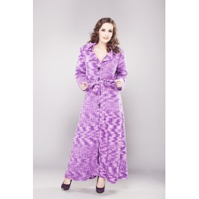 Purple Joy Coat unique